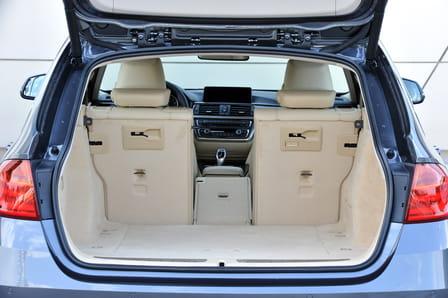 BMW Řada 3 Touring (od 07/2015) 3.0, 230 kW, Naftový, 4x4, Automatická převodovka