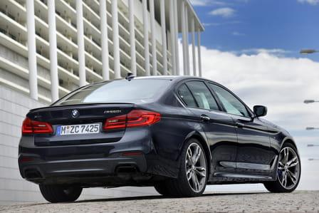 BMW Řada 5 Sedan