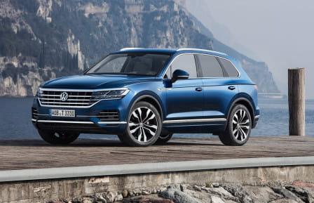 Volkswagen Touareg (od 07/2018) 3.0, 250 kW, Benzinový, 4x4, Automatická převodovka