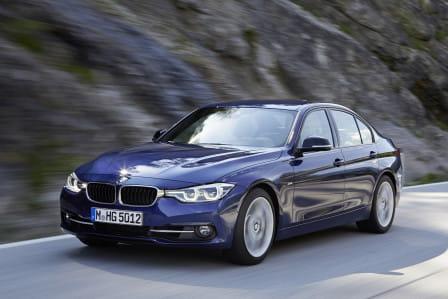 BMW Řada 3 Sedan (od 07/2015) 2.0, 140 kW, Naftový, 4x4, Automatická převodovka