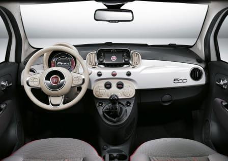 Fiat 500C (od 07/2015) 1.2 8V, 51 kW, Benzinový, Automatická převodovka