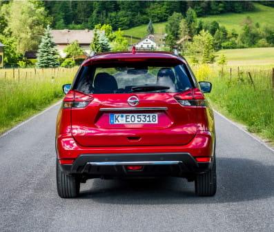Nissan X-Trail (od 07/2014) 2.0 dCi, 130 kW, Naftový, Automatická převodovka