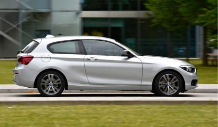 BMW Řada 1 (od 03/2015) 1.5, 80 kW, Benzinový