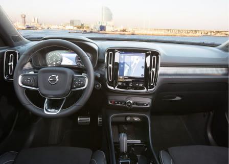 Volvo XC40 (od 02/2018) 2.0, 182 kW, Benzinový, 4x4, Automatická převodovka