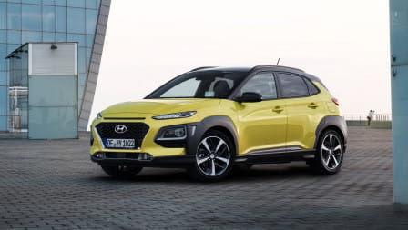 Hyundai Kona (od 11/2017) 1.0, 88 kW, Benzinový