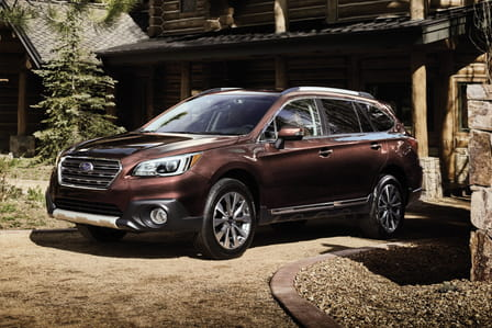 Subaru Outback 2.0D Sport Lineartronic