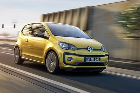 Volkswagen up! 1.0 BMT move up! ASG