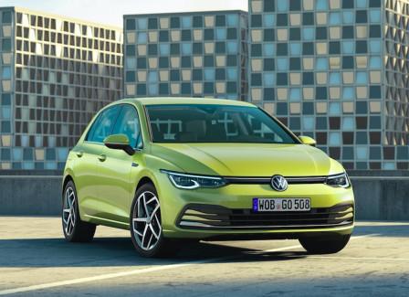 Volkswagen Golf (od 12/2019)
