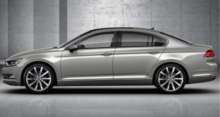Volkswagen Passat Sedan (od 10/2014) 2.0 TDI BMT, 110 kW, Naftový