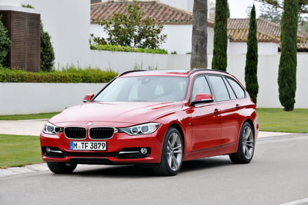BMW 316d Touring Steptronic