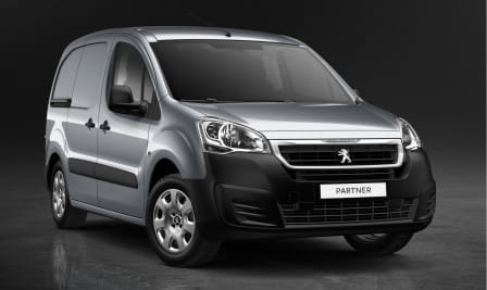 Peugeot Partner Furgon (od 04/2015) 1.6, 73 kW, Naftový