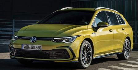 Volkswagen Golf Variant (od 11/2020) 2.0 TDI, 110 kW, Naftový, Automatická převodovka