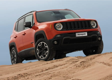 Jeep Renegade (od 10/2014)