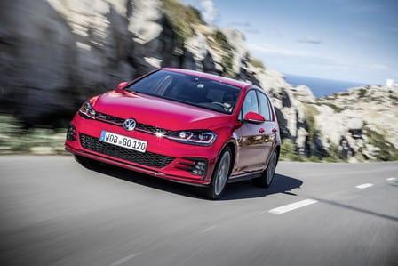 Volkswagen Golf GTI (od 03/2017) 2.0, 169 kW, Benzinový