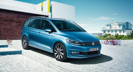 Volkswagen Touran 1.6 TDI SCR BMT Highline