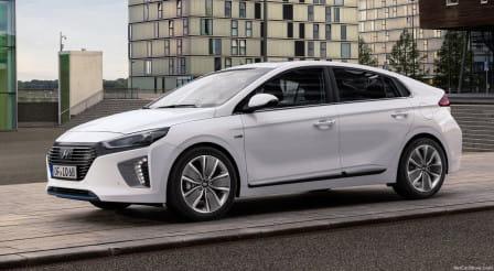 Hyundai IONIQ (AE) Elektro (od 11/2016)