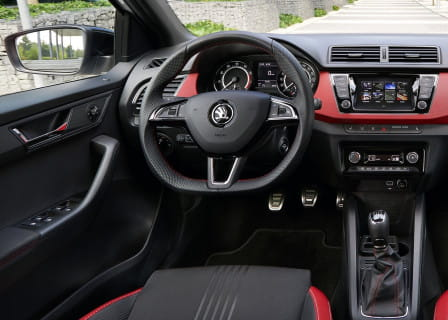 Škoda Fabia Combi (od 07/2018) Monte Carlo