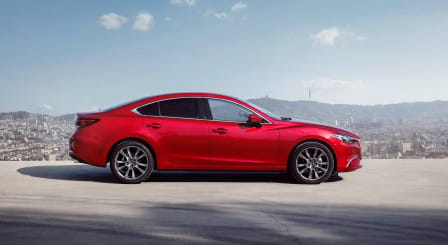 Mazda 6 SKYACTIV-G 145 i-ELOOP Attraction