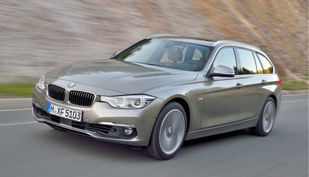 BMW 318i Touring Luxury Line Steptronic