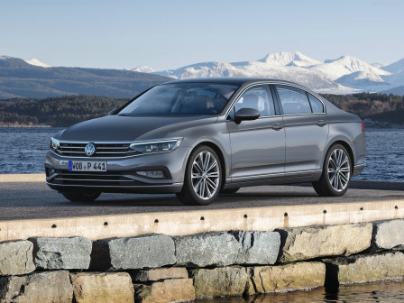 Volkswagen Passat Sedan (od 08/2019) 2.0 TDI BMT, 110 kW, Naftový
