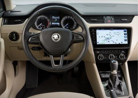 Škoda Octavia (od 01/2017) 1.4, 81 kW, Plynový