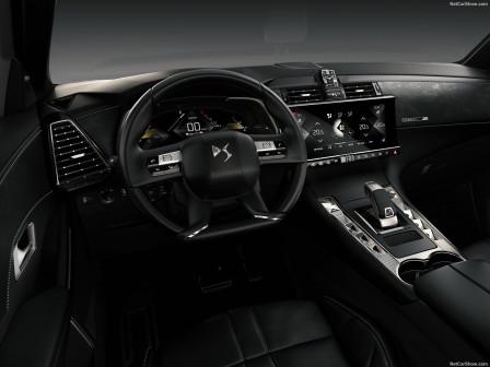 DS Automobiles DS 7 Crossback (od 01/2018) 2.0, 130 kW, Naftový, Automatická převodovka