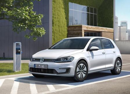 Volkswagen Golf VII e-Golf (od 04/2017)