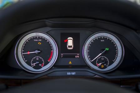 Škoda Superb Scout (od 07/2019)
