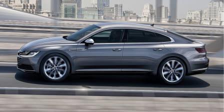 Volkswagen Arteon (od 06/2017) 2.0 TDI SCR, 110 kW, Naftový, Automatická převodovka