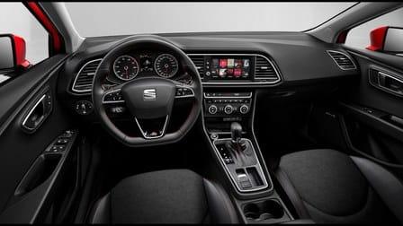 SEAT Leon (od 11/2016) 1.4, 92 kW, Benzinový