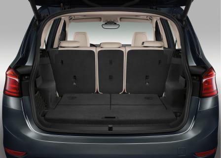 BMW Řada 2 Gran Tourer (od 06/2015) 2.0, 110 kW, Naftový, 4x4, Automatická převodovka