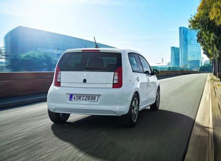 Škoda Citigoe iV (od 01/2020) Style