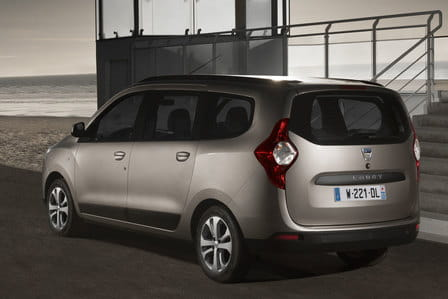 Dacia Lodgy (od 06/2012)