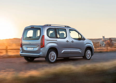 Opel Combo Combi (od 09/2018) 1.5, 75kW, Naftový