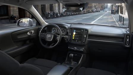 Volvo XC40 (od 02/2018) Základní