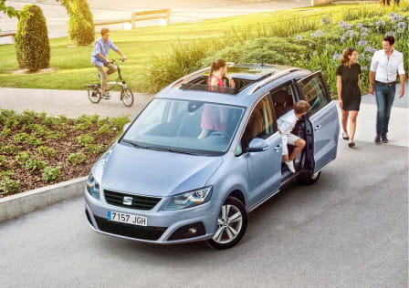 SEAT Alhambra (od 06/2015) Reference