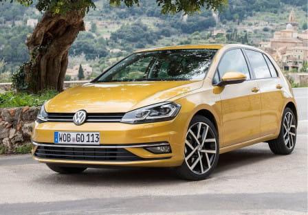 Volkswagen Golf (od 03/2017) 1.5, 96 kW, Benzinový