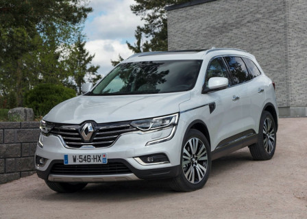 Renault Koleos Dci, 110kW, Naftový, ZEN 4x2