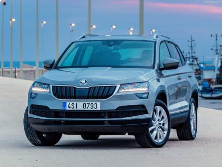 Škoda Karoq (od 07/2017) 1.6, 85 kW, Naftový, Automatická převodovka