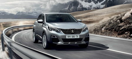 Peugeot 3008 (od 10/2016) 1.6, 88 kW, Naftový