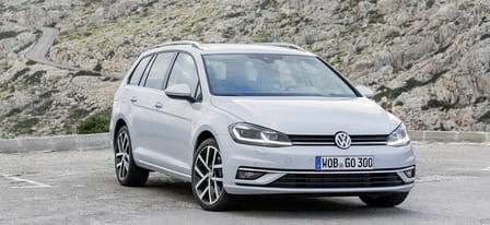 Volkswagen Golf Variant (od 03/2017) 1.4 BMT, 92 kW, Benzinový, Automatická převodovka
