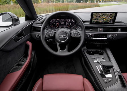 Audi A5 Sportback (od 10/2016) 2.0 TDI, 140 kW, Naftový