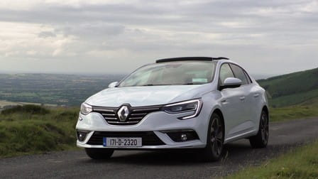 Renault Megane GrandCoupe Energy dCi 110 Intens