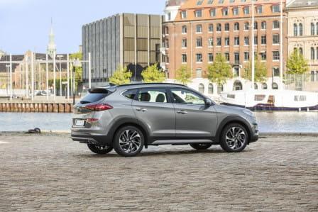 Hyundai Tucson (od 08/2018) Trikolor Traveller