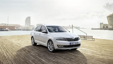 Škoda Rapid (od 05/2017) 1.0 TSI, 70 kW, Benzinový
