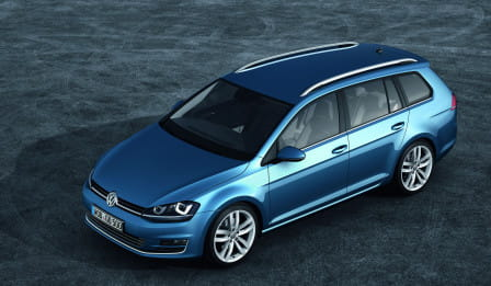 Volkswagen Golf Variant 1.6 TDI BMT Maraton Edition