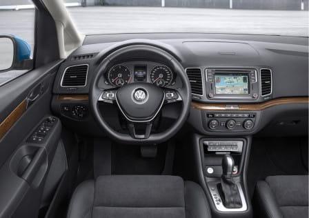 Volkswagen Sharan (od 07/2015) 2.0 TDI BMT, 110 kW, Naftový, Automatická převodovka
