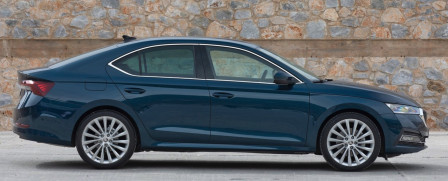 Škoda Octavia (od 01/2020) 125 LET