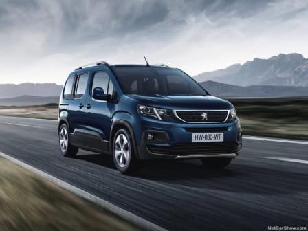 Peugeot Rifter (od 09/2018) 1.5, 96kw, Naftový