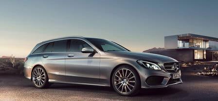 Mercedes-Benz Třída C Kombi (od 09/2014) 2.1, 125 kW, Naftový, Automatická převodovka